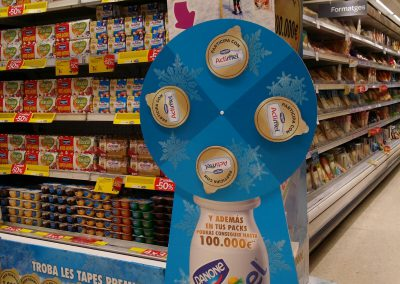 DISPLAY | DANONE