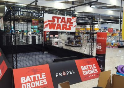 EVENTO DRONES STAR WARS