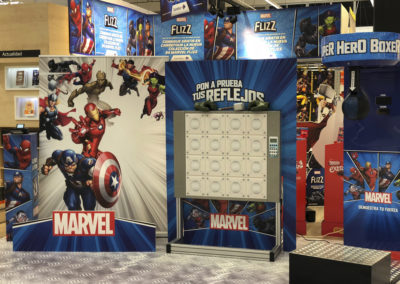EVENTOS MARVEL | THE WALT DISNEY