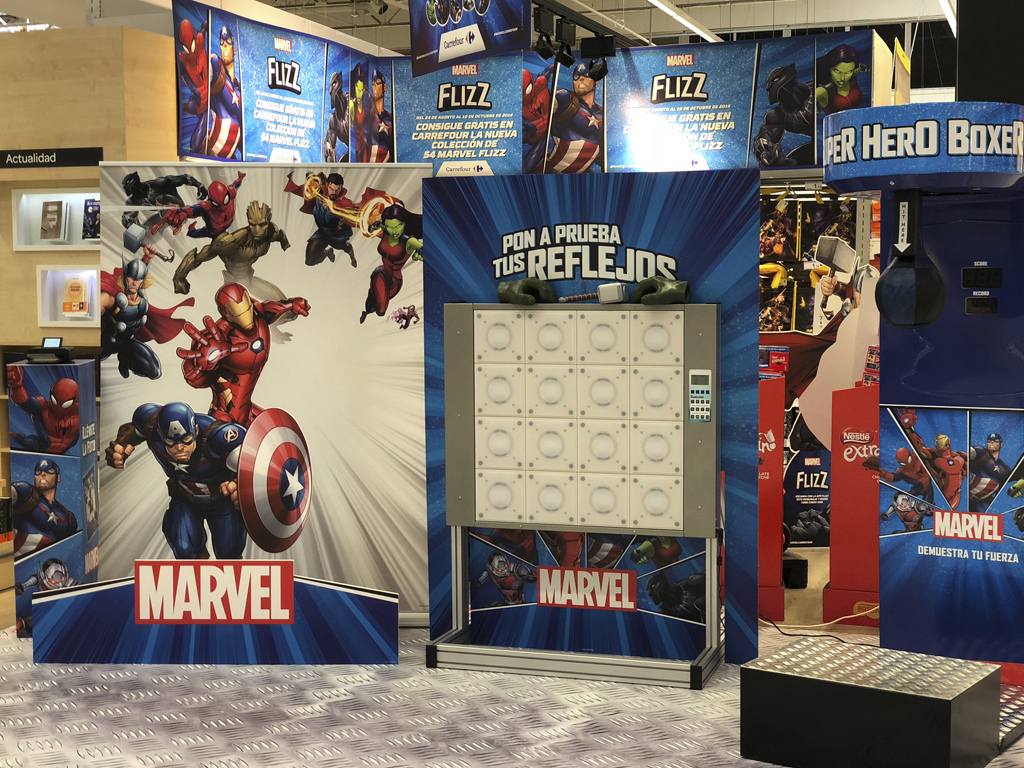 EVENTO MARVEL | THE WALT DISNEY