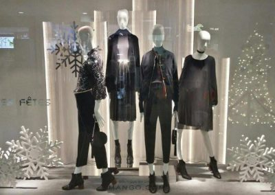 VISUAL MERCHANDISING | MANGO